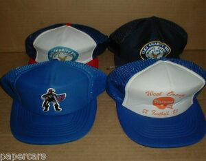 West-Orange-High-School-Warriors-Winter-Garden-FL-Vintage-Mesh-Elks-Snapback-Hat