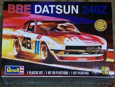 Revell Monogram BRE Datsun 240Z Model Kit 1/25