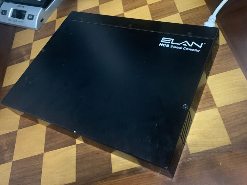 ELAN HC8 Home System Controller Automation