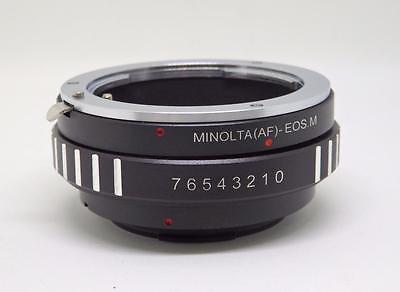 Адаптеры для объективов Sony Alpha Minolta