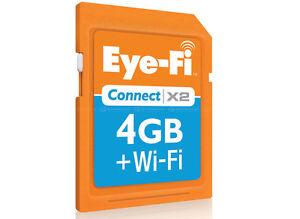 EYE-FI-CONNECT-X2-4GB-CLASS-6-SDHC-WiFi-FLASH-MEMORY-SD-CARD-4-GB-EYE-FI-4CN
