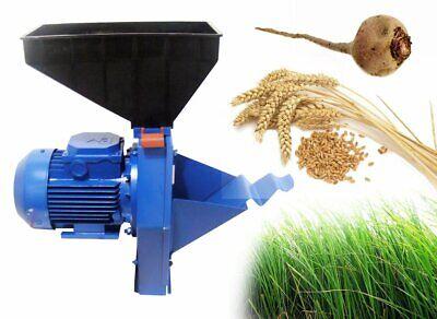 Super powerful Feed mill grinder Corn Grain Oats Wheat Crusher 1700W-220V-240V