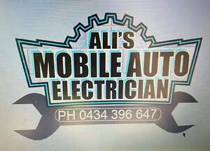 "HIGHLY SKILLED "" MOBILE"" MECHANIC/ AUTO ELECTRICIAN Marsden Logan Area Preview"