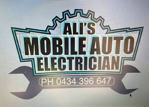 """HIGHLY SKILLED """" MOBILE """"AUTO ELECTRICIAN/MECHANIC Logan Central Logan Area Preview"""