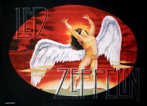"Led Zeppelin Icarus LPGI Large Fabric Textile Poster Flag 40"" X 30"""