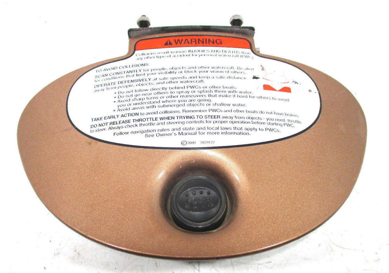 Polaris Glove Box Storage Cover Door (Copper) 2002-2004 Freedom Genesis Virage