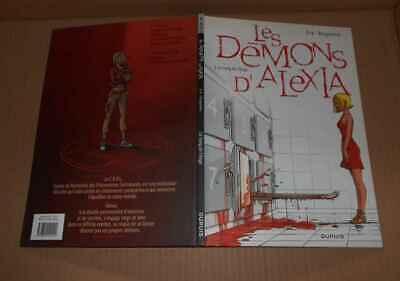 BD Ers Dugomier Les démons d'Alexia n°5 Ange de sang EO 2009 TBE