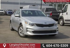 2018 Kia Optima LX <b> *LOCAL *NO ACCIDENTS *SINGLE OWNER