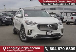 2018 Hyundai Santa Fe XL Luxury <B>*LOCAL BC  *NO ACCIDENTS *...