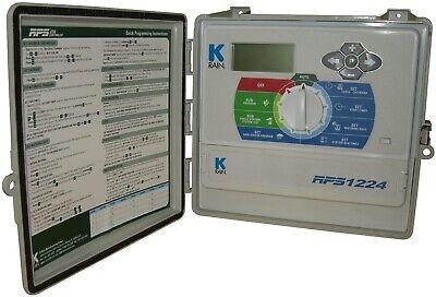 K-Rain RPS 1224 24-Station Indoor / Outdoor Sprinkler Controller 24 Zone