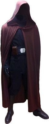 Luke Skywalker JEDI ROBE Only Excellent Quality Star Wars Costume Cloak from USA