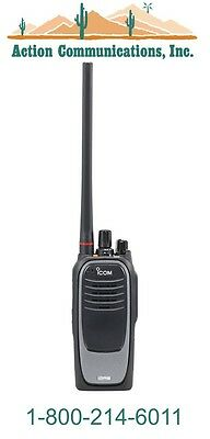 New Icom Ic-f3400d-21 Vhf 136-174 Mhz 5 Watt 32 Channel Two Way Radio