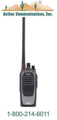 New Icom Ic-f3400d-21 Vhf 136-174 Mhz 5 Watt 32 Channel Two Way Radio