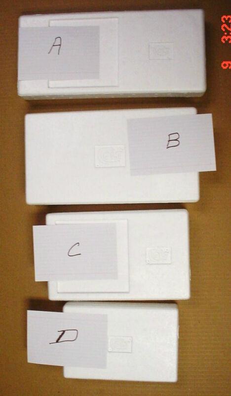 Foam Colt Box Inserts Python, Diamondback, BOA, Trooper MK-III  0r Trooper