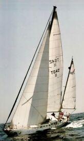 Van de Stadt 42 Tyrant Class Yacht