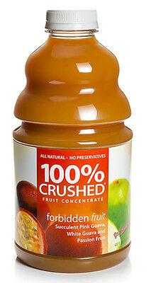 Dr. Smoothie 100% Crushed Forbidden Fruit Smoothie Concentrate (46oz (Fruit Smoothie Concentrate)