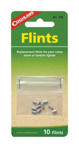 Coghlans 526 Lighter Flints 10 Count
