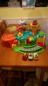 VTech Baby Toot-Toot Drivers Garage Sound Lights Cars 1-5 Years Electronic Toy