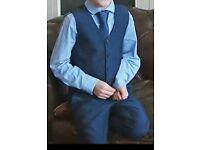 Next boys three piece suit