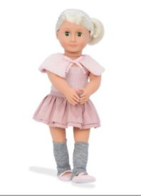 BNIB Our Generation Alexa Ballet Doll