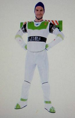 NEW Disney Store BUZZ LIGHTYEAR Adult COSTUME XXL Mens HALLOWEEN Toy Story - Adult Buzz Light Year Costume
