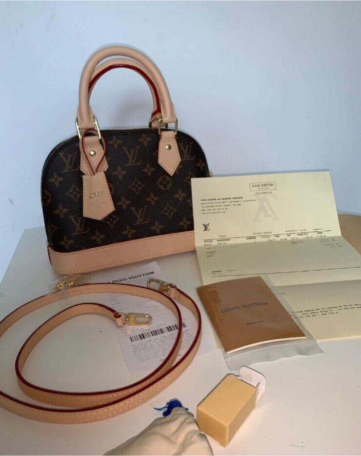 Louis Vuitton Alma Bb Monogram Canvas In London Gumtree