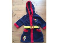 Bob the Builder Boys dressing gown