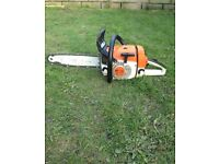 Stihl MS 260 Chainsaw ready for work great condition