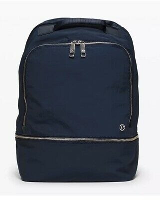 NEW LULULEMON City Adventurer Backpack Bag 17L NAVY BLUE NWT