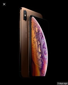 iPhone Xs and Xs Max for sale