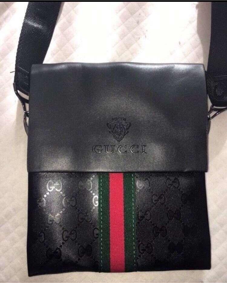 b2b4754fdb4 Gucci men s Messenger Man Side bag