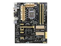 ASUS Z87-PRO Motherboard LGA1150 Chipset Intel Z87 DDR3 DVI VGA HDMI DP With I/O