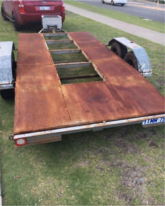 Car Trailer Hire for Rent $50, electric winch + straps Malaga Swan Area Preview