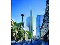 Offices for rent in London Bishopsgate EC2N | Starting From £1000 p/m | Premium Serviced Offices