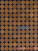 Lincoln Wheat Cent Set