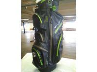 Green/Black - Dri Lite Cart Bag
