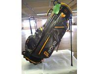 Orange / Black / Charcoal Stand Bag