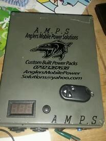 amps bivvy powerpack