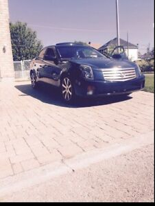 Cadillac cts! low km