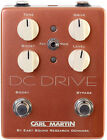 Carl Martin Guitar Distortion & Overdrive Pedals