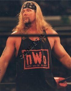 Kevin-Nash-WCW-NWO-Glossy-8X10-Promo-Photo-Diesel-WWF-WWE-Wrestling