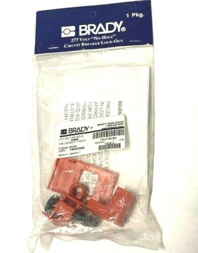 Brady Clamp-On Breaker Lockout for 120/277V - 65396