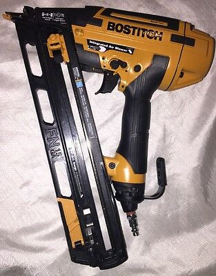 BOSTITCH 15-Gauge Smart Point Angle Nailer  Finish Nail Gun BRAND NEW! No Box !