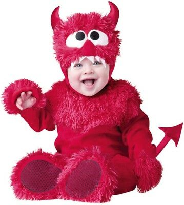 Infant Lil Devil Costume by Incharacter, Different Sizes available