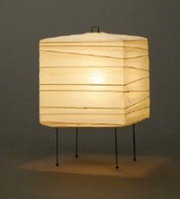 Isamu Noguchi AKARI 3X YT1312 Leg Stand Lamp Shade Set Japanese Style Light New