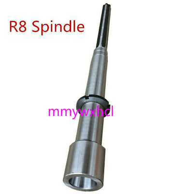 Milling Machine Shaft Spindle Taiwan Rocker R8 Vertical For Mill Part Bridgeport