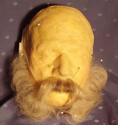 Echthaar Bart (Kaiser Franz Josef Echthaarbart von Maskenbildner-TOP Qualität und realistisch !)