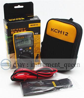Digital Multimeter Fluke101 Kit Kch12 Soft Case F101kch12 With Magnetic Strap