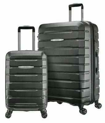 * Used Samsonite TECH TWO 2.0 2-Piece Hard side Luggage Set GREY
