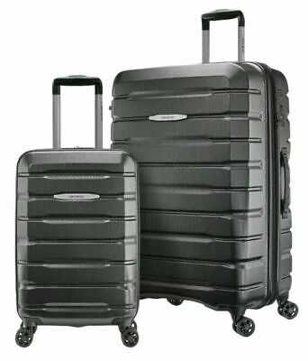 Samsonite Tech 2.0 2-Piece Hardside Set GRAY, NIP !